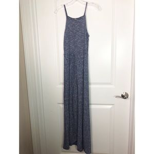 Poof Stretchy Form Fitting Maxi Dress Sz S